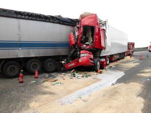 LKW-Unfall 13.09.2011 2