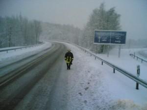 Schneebruch 25.11.2005