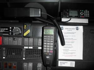 Digitales MRT und Analogfunk im LF20