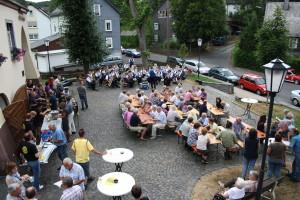 Platzkonzert 12.07.2010